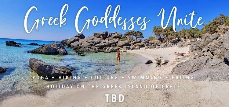 Greek Goddesses Unite